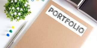 build an effective portfolio