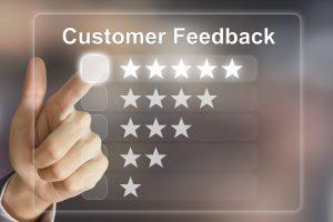 social media marketing customer feedback