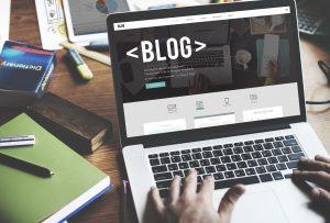 online businesses-blogging
